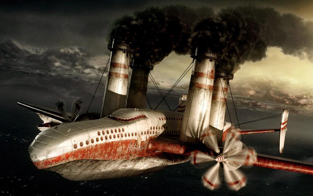 Почему нет атомных самолётов?