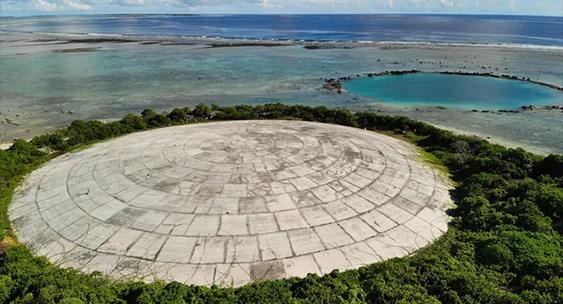 Маршалловы острова ядерный полигон США