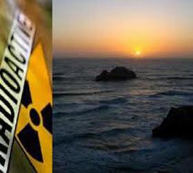 Радиация в океане