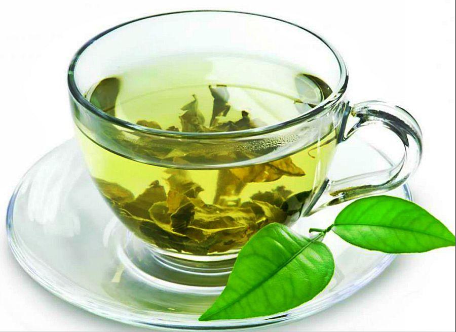 Всем знаком зелёный чай радионуклиды выгоняй!