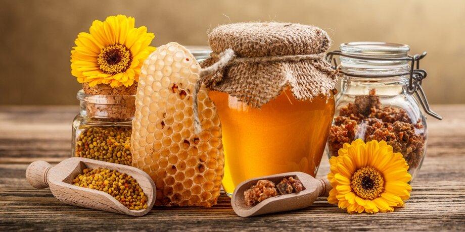 Радионуклиды и ещё одно целительное свойство мёда!